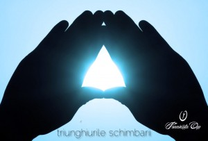 triunghiurile schimbarii