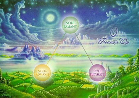 Meditatii, contemplatii, exercitii pentru atelierul intitulat Noul Bucuresti-Noua Romanie-Noul Pamant