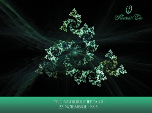 Triunghiurile Iertarii, atelier 23 nov in Serendipity
