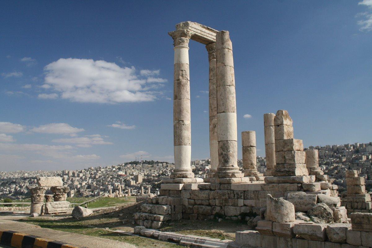 Plecam de Paste in Petra, Iordania, impreuna?