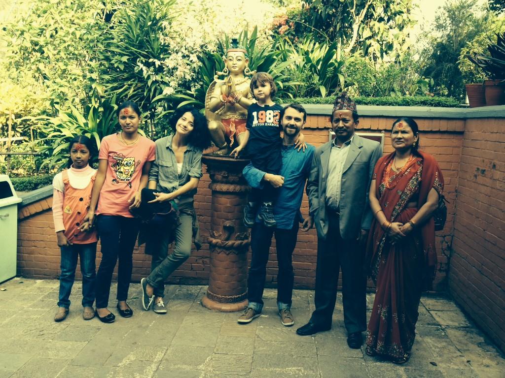familie_Nepal