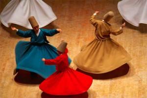 Dansul dervishilor/ Cipru