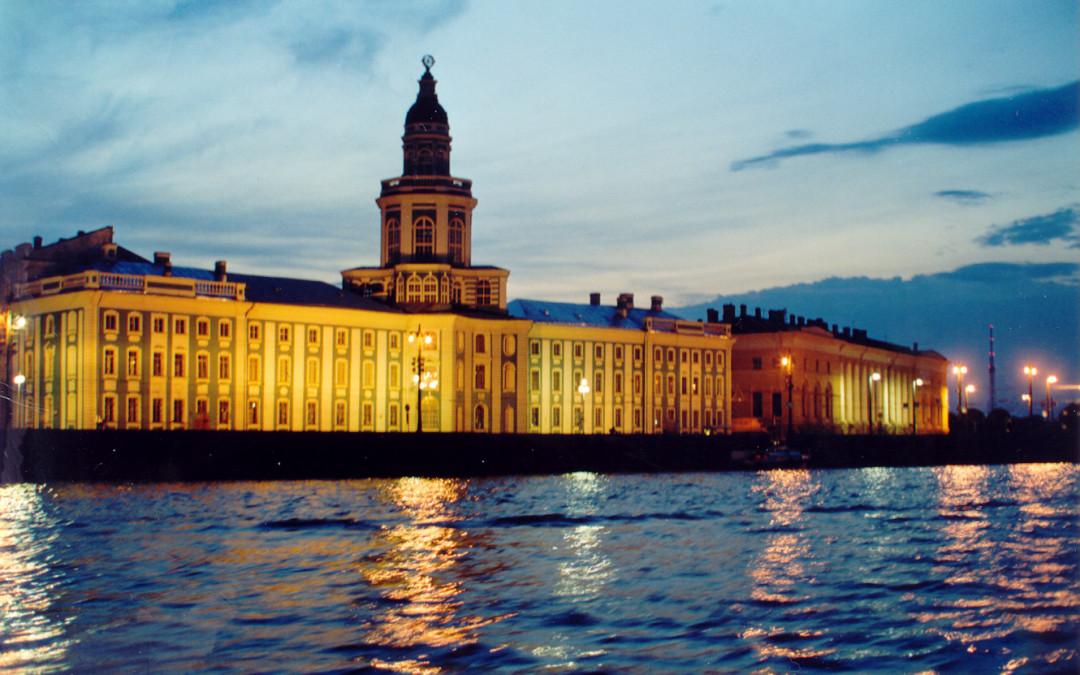 Chemari. St Petersburg. Timpul e viu si roada lui frumoasa