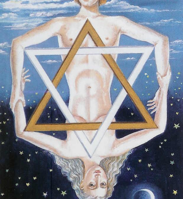 Despre Om. Fuziunea triunghiurilor