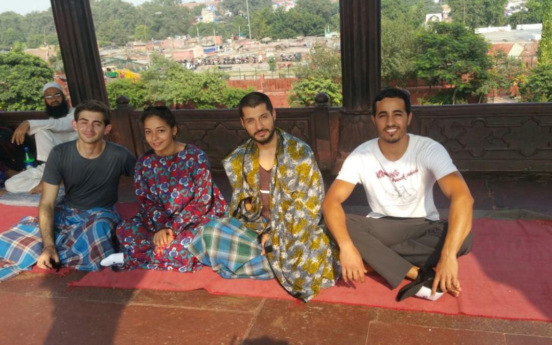 Calatorind cu Marius Stoica in India
