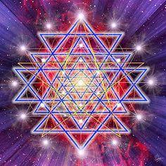 Triunghiul ca lift interdimensional. Coloana cereasca