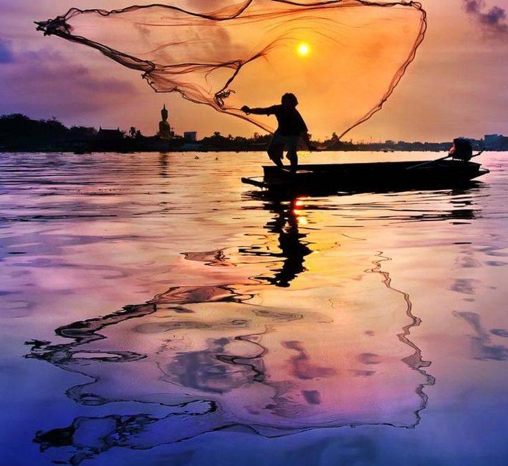 Viata dintre vieti. Pe firul divin, Thailanda, fevr 2018