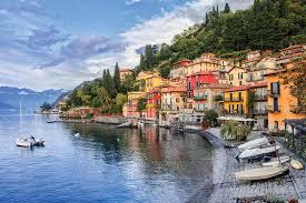 Lacul Como, Milano