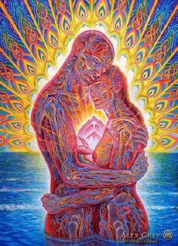 De la chipul christic al triunghiului la exercitii, meditatii, lucrari de lumina