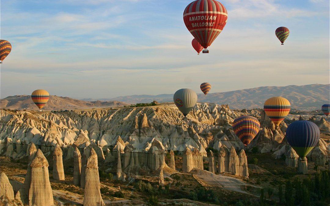 Cappadocia, o poarta plina de intelesuri/ Din trena calatoriilor/ De pe 4 sept pana pe 11 sept….